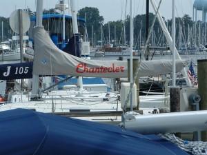 2003-06-30 Chantecler at dock DSCF0108